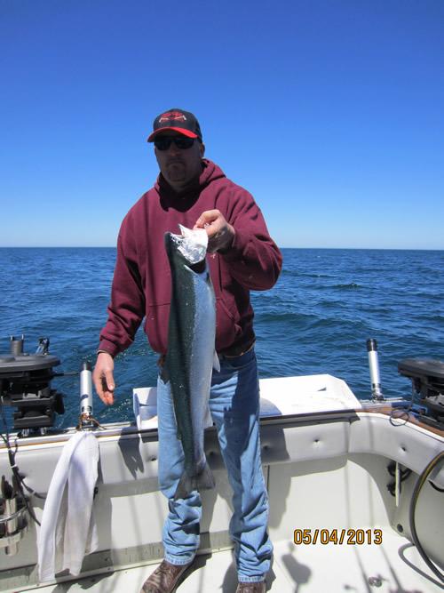 Lake Ontario Charter Boat Sportfishing Lake Ontario